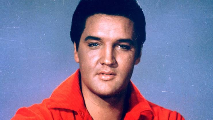 Elvis Presley im Jahr 1964.