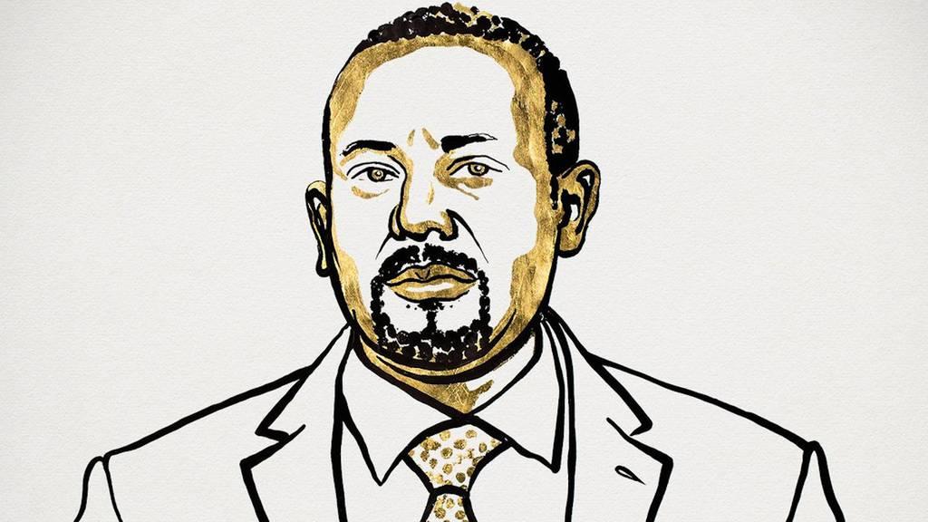 Abiy Ahmed Ali erhält den Friedensnobelpreis 2019