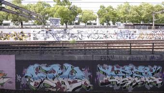 Graffitis: Basel Line