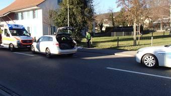 Nussbaumen: Tödlicher Verkehrsunfall mit Fussgänger