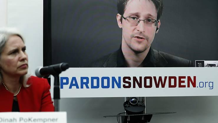 Für die einen ein Whistleblower, für die anderen ein Verräter: Edward Snowden erfährt von einem US-Kongressausschuss keine Milde. (Archivbild)