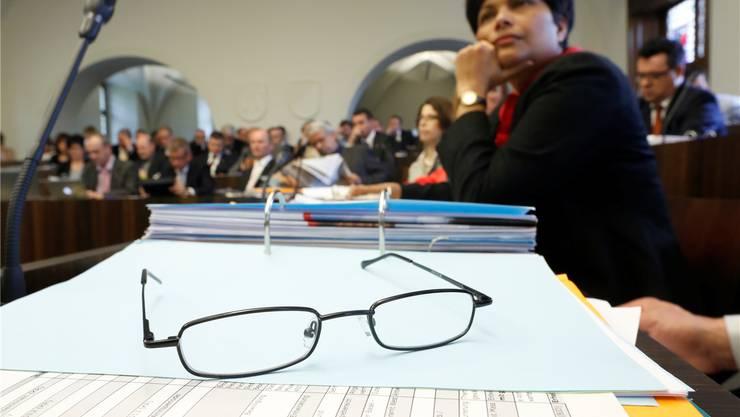 Im Kantonsrat wird viel debattiert. (Archiv)