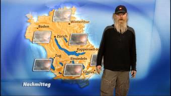 Obdachloser moderiert das Züri-Wetter