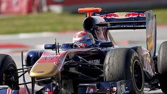 Sébastien Buemi drehte seine Runden schnell