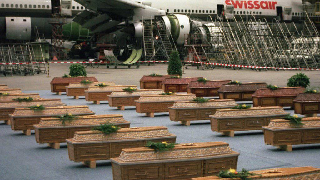 Heute vor 20 Jahren starben im ägyptischen Touristenort Luxor 36 Schweizerinnen und Schweizer bei einem islamistischen Terroranschlag. Einer der mutmasslich Verantwortlichen sitzt mittlerweile in Kairo wegen eines Falls im Gefängnis. (Archivbild)