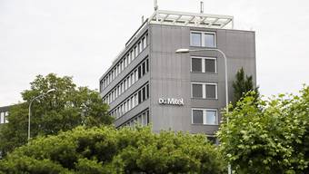 Firmengebäude Mitel Solothurn