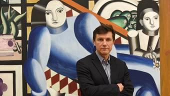 «Kunst ist ein Ausdruck wichtigster menschlicher Anliegen»: Josef Helfenstein.