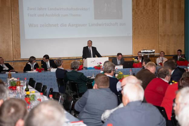 Regierungsrat Markus Dieth