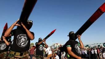 «Ihre Ansichten, ihre gewalttätigen Methoden und ihre Ziele sind für uns abstossend», sagte Katars Aussenminister Chaled al-Attijah.