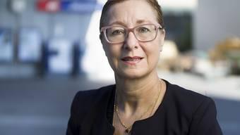 Bei Ascom kommt es zum Sesselrücken. Verwaltungsratspräsidentin Jeannine Pilloud, die nach dem Abgang von CEO Holger Cordes im letzten August auch die operative Führung übernahm, konzentriert sich nun auf den CEO-Posten. (Archiv)