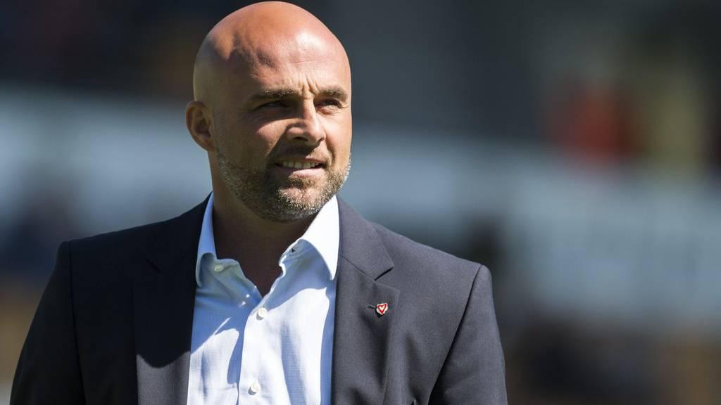 Contini bleibt beim FC Vaduz.