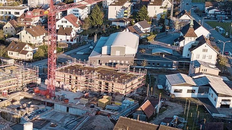 Das Bauunternehmen Zubler gibt es seit 1914. Es ist schwergewichtig im Westen des Aargaus tätig.