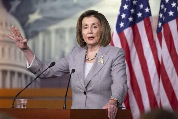 Laut Nancy Pelosi fand der Angriff der USA im Irak ohne Absprache mit dem Kongress statt.