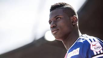 FCB-Star Breel Embolo engagiert sich mit seiner Foundation für Kamerun. (Archiv)