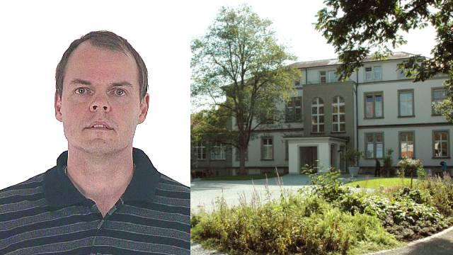 Christoph Egger kehrte nach einem Spaziergang auf dem Klinikareal nicht mehr zurück.