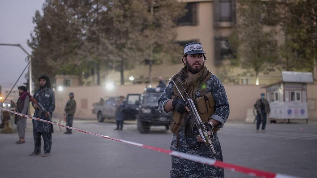 Taliban: Zurschaustellen von Getöteten nur noch mit Richterentscheid