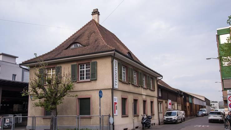 Reinacherstrasse 111 Haus mit Schopf soll abgerissen werden