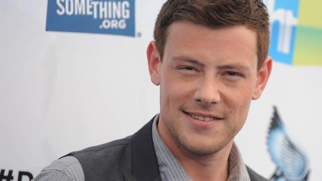 """Schauspieler Cory Monteith (""""Glee"""") will von den Drogen loskommen (Archiv)"""