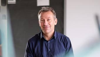 Mathias Stricker, Präsident Lehrerverband Kanton Solothurn, Kantonsrat SP.
