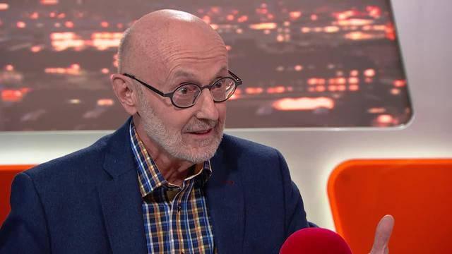 Ist die Kirche am Ende? Sehen Sie hier die Sendung «TalkTäglich» mit Josef Hochstrasser in voller Länge