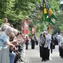 Findet nächstes Jahr nicht statt: Das Eidgenössische Musikfest – im Bild die Ausgabe 2011 in St. Gallen.