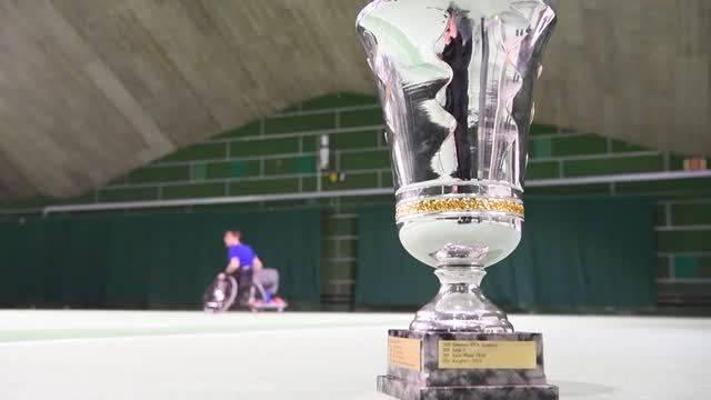 Rollstuhl-Tennis Büttiker und Hürlimann.mp4