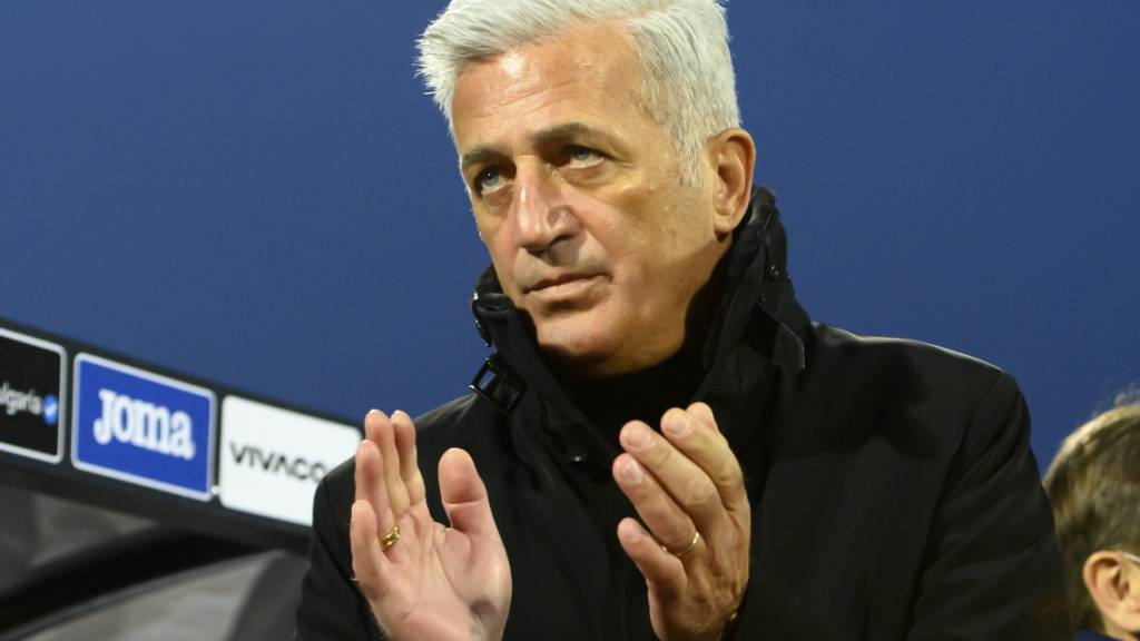 Nationalcoach Vladimir Petkovic nach dem Auftaktsieg in Bulgarien