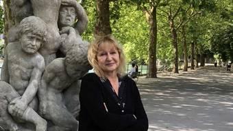 Tatort Baden: Conny Lüscher wählt in ihrem neuen Buch Schauplätze in und um die Bäderstadt.