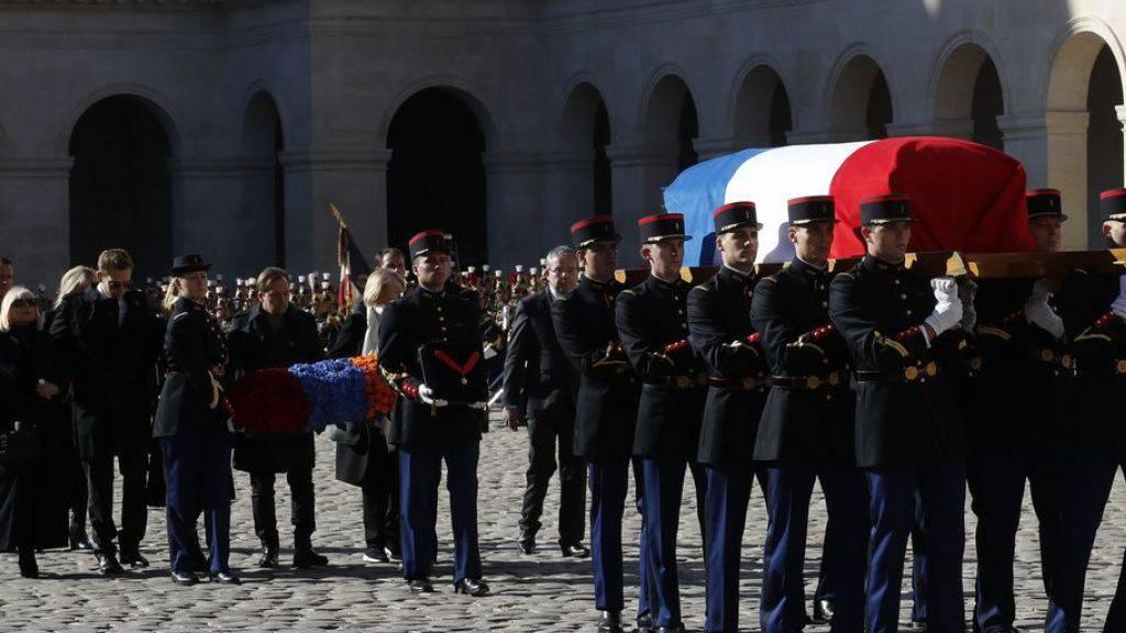 Abschied von Charles Aznavour