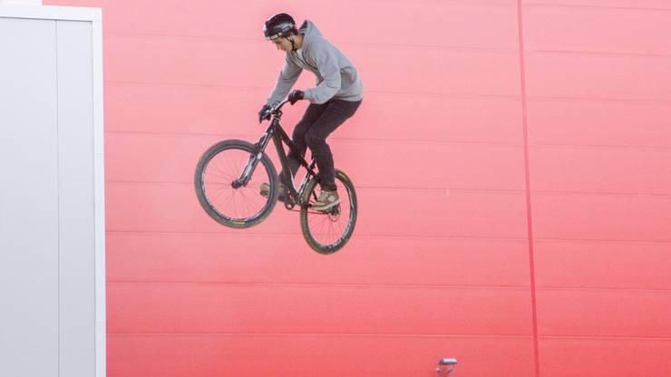 Ehrgeiz und der Adrenalinkick sind es, die die Biker antreiben