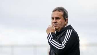 """Thomas Jent, Trainer beim FC Baden, sagt: """"Das Trainingslager hat sich gelohnt."""""""