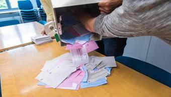 Die Wahlbeteiligung für die Wahlen vom Sonntag könnte tief ausfallen.