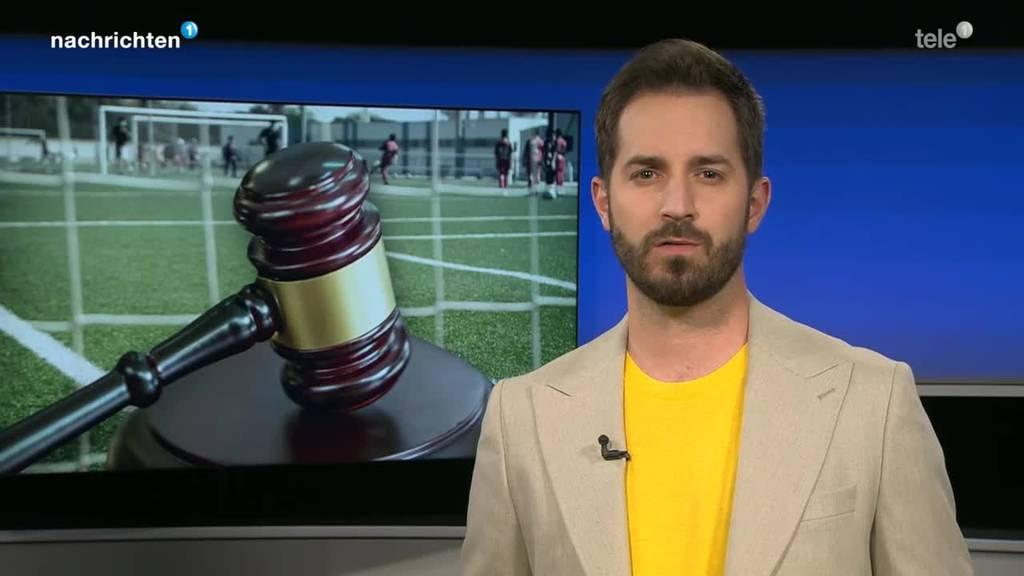 Strafgericht Zug verurteilt Fussball-Trainer