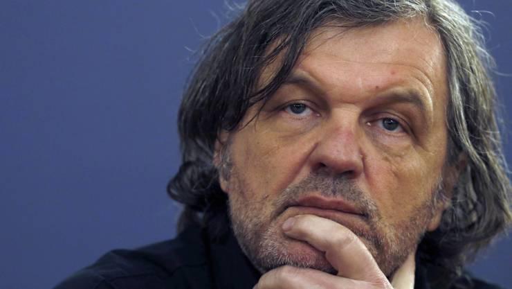 """Der serbische Regisseur Emir Kusturica hat Filmemachen als """"schmutzige Arbeit"""" bezeichnet, die einen viel abverlange. (Archivbild)"""