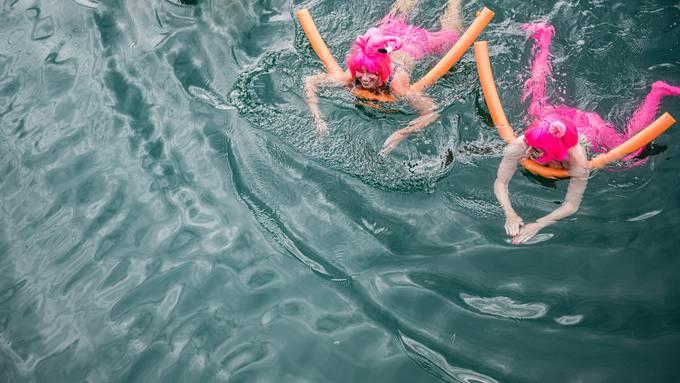 Aareschwimmen 2019