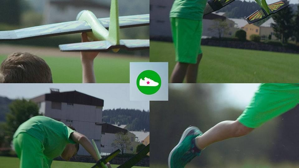 Aktion Grüner Turnschuh