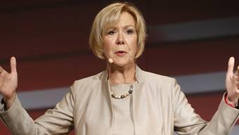 SBB-Verwaltungsratspräsidentin Monika Ribar räumte im Zusammenhang mit einem durch die Paradise Papers bekannt gewordenen Mandat Fehler ein. (Archivbild)