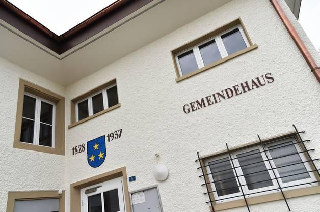 Neue Anlaufstelle für Rohr wird die Gemeindeverwaltung in Stüsslingen.