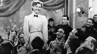 Anne-Marie Blanc in ihrer legendären Rolle als Gilberte de Courgenay (1941).