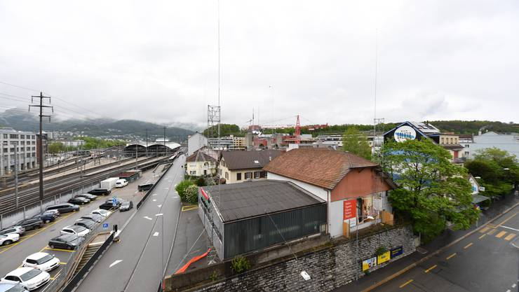 Das ehemalige Turuvani-Areal an der Tannwaldstrasse und der Rosengasse ist aktuell baulich unternutzt und soll städtebaulich überzeugend und quartierverträglich verdichtet werden, so die Losung.
