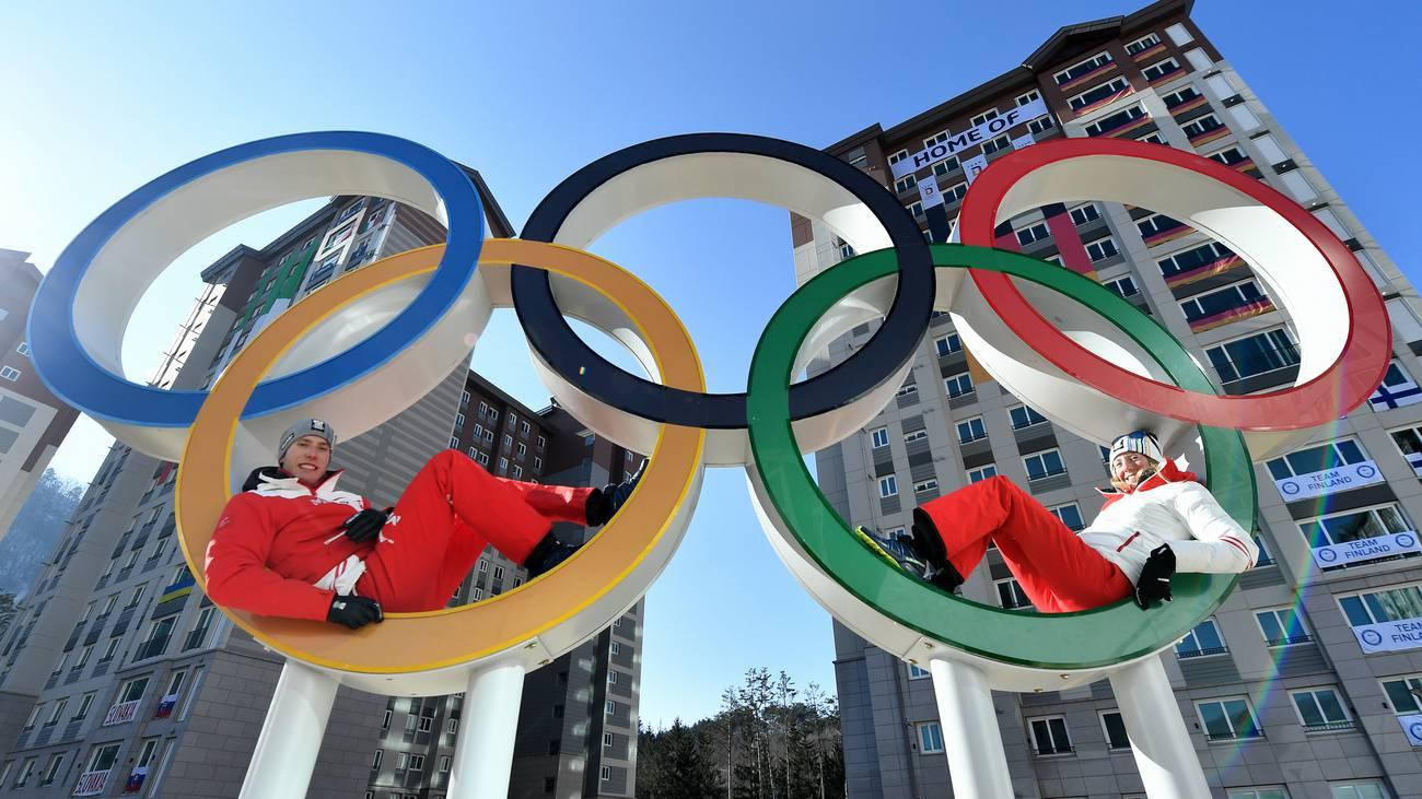 Olympische Winterspiele 2018 (© Keystone)