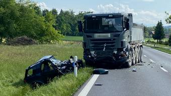 Tödlicher Unfall am 8. Mai 2020