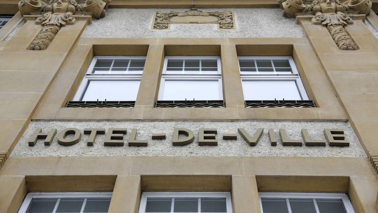 Stadthaus Grenchen, Hotel de ville © Hanspeter Baertschi Pressefotograf