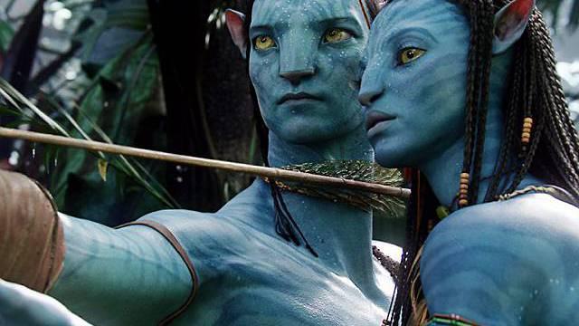 """Figuren aus dem Film """"Avatar"""" haben es den Zuschauern angetan"""