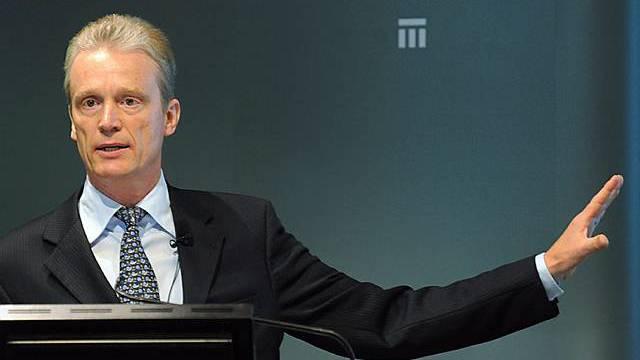 Stefan Lippe, CEO von Swiss Re (Archiv)