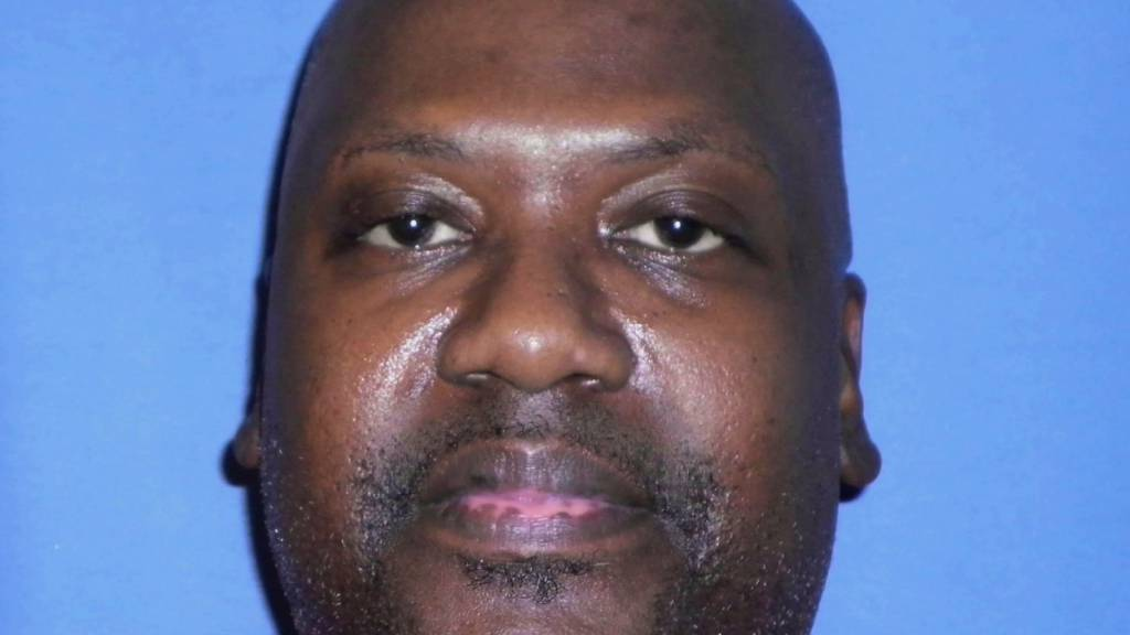 Curtis Flowers kommt nach sechs Mordprozessen frei.(Mississippi Department of Corrections File via AP, File)