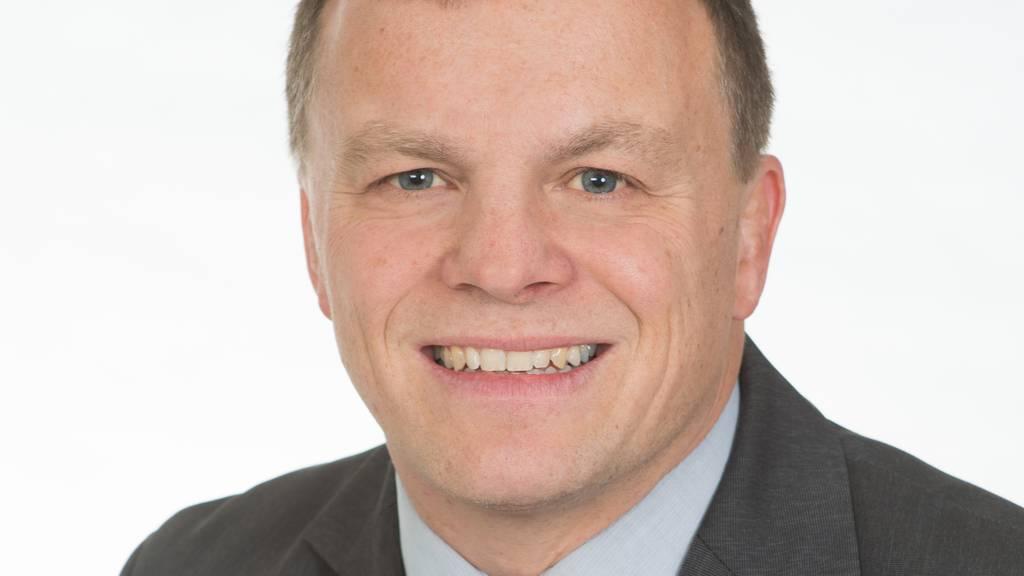 Roman Bürgi übernimmt SVP-Präsidium interimistisch