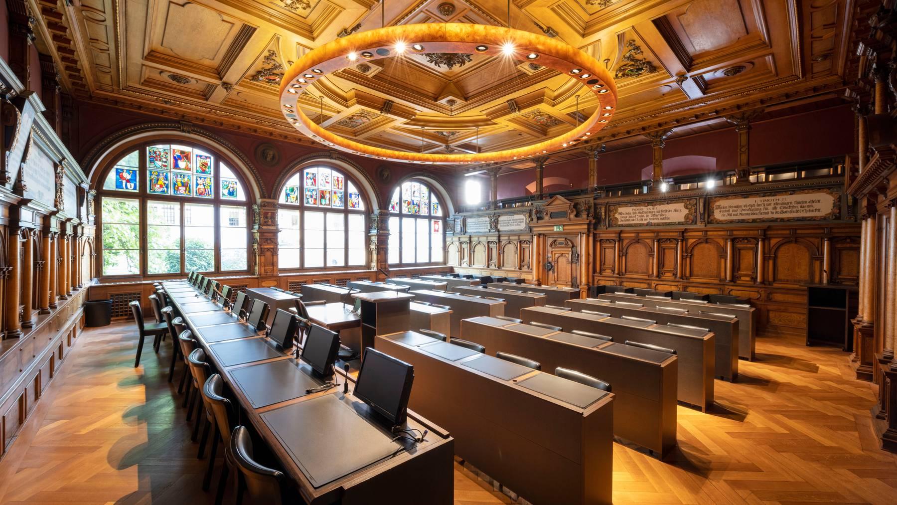 Die Jungen Grünen ziehen mit zwei Sitzen in den Schaffhauser Kantonsrat ein.