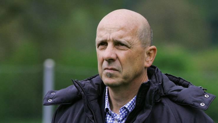 Fredy Strasser übernimmt beim FC Baden bis Saisonende
