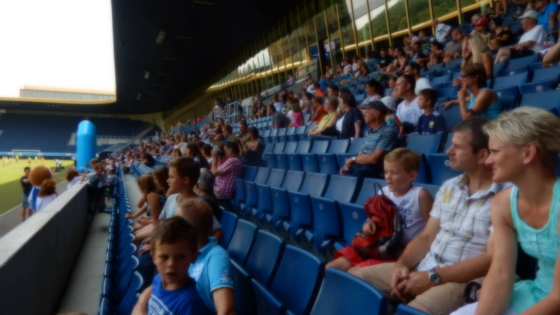 FCL lockt weniger Fans an Heimspiele